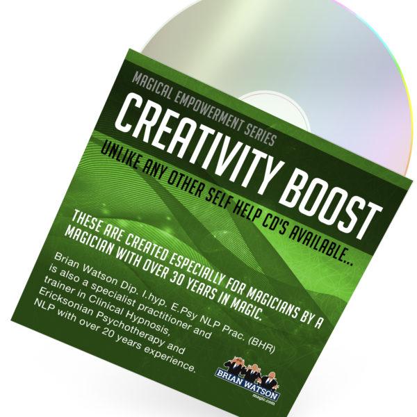 creativity boost